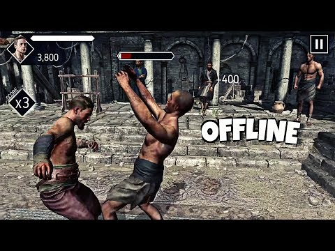 Top 21 Best Offline Fighting Games For Android/iOS (new Version)