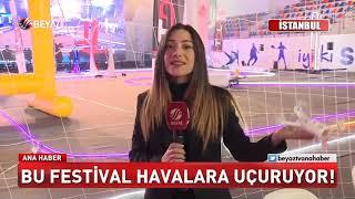 Beyaz TV - Üsküdar Drone Festivali Haberi