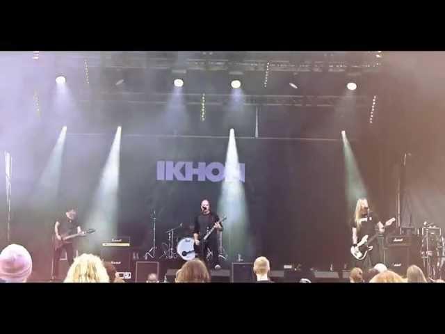IKHON Live At Sabaton Open Air 2014