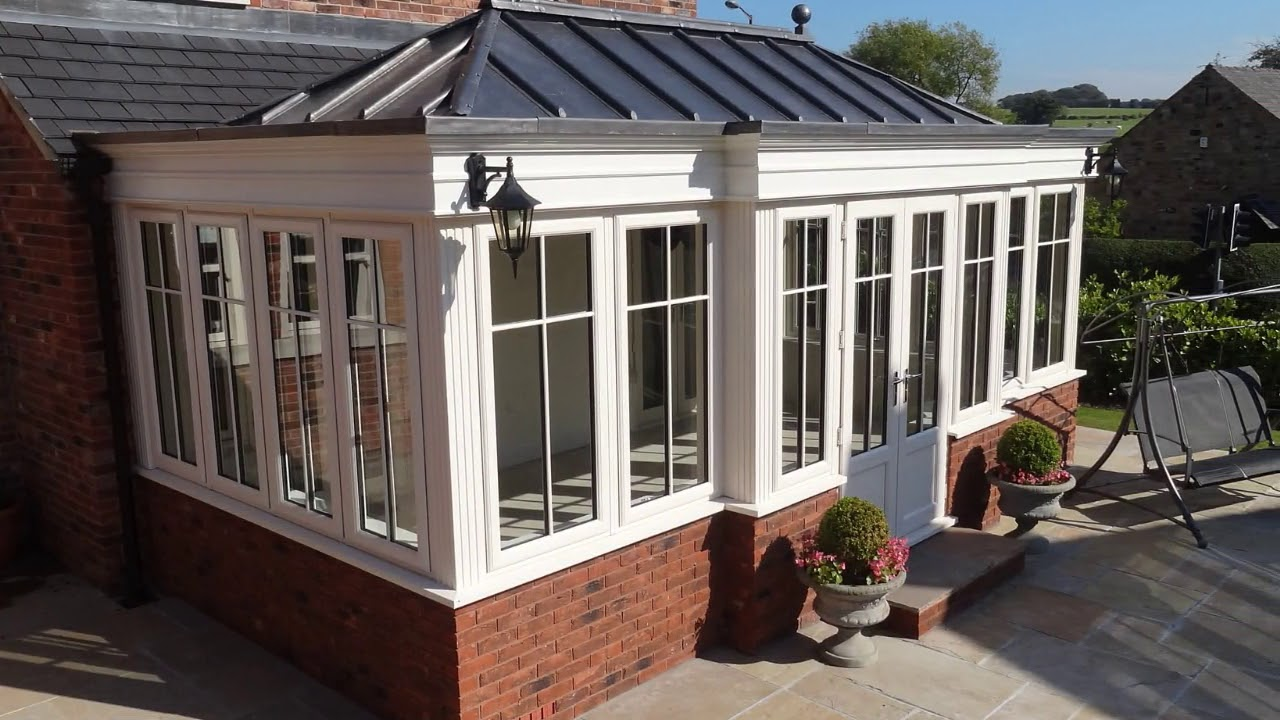 Orangeries Conservatories Garden Rooms Ideas