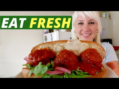 Craig Stevens - Subway is testing out a meatless meatball sub
