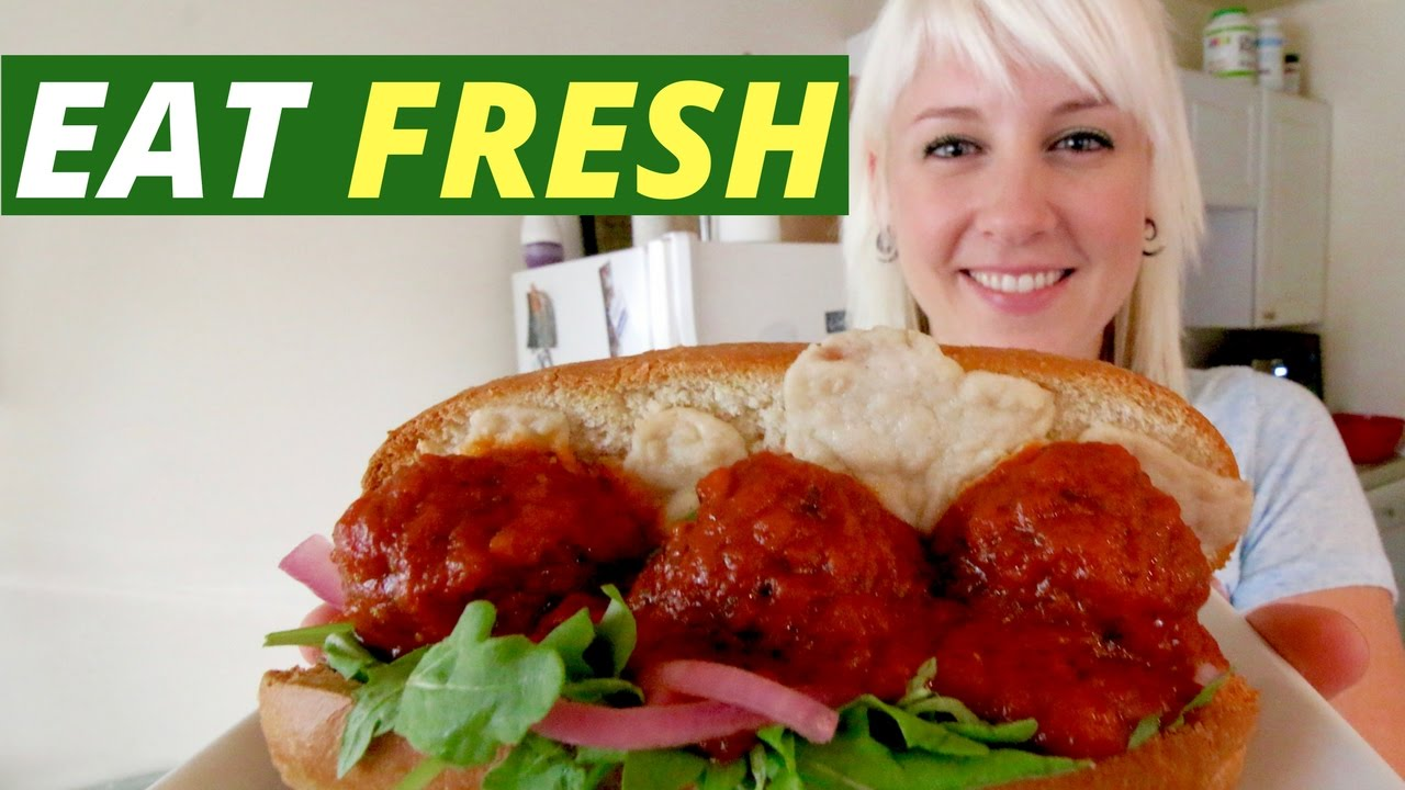 how to make subway meatballs