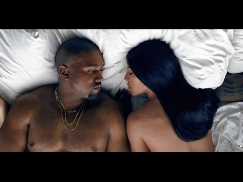 Kanye West - 'Famous' Video - Released! - CONTROVERTIAL