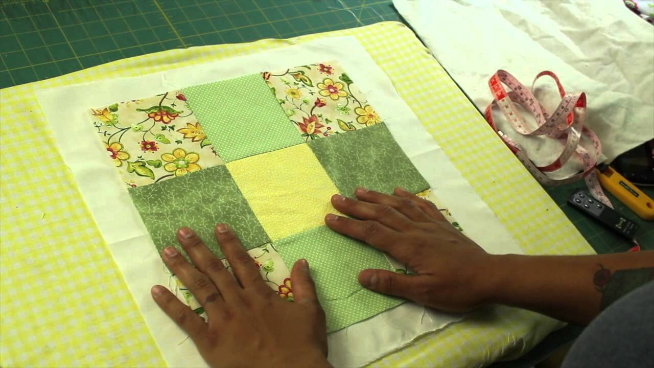 Backing, Basting & Quilting your quilt - YouTube : youtube quilting video - Adamdwight.com
