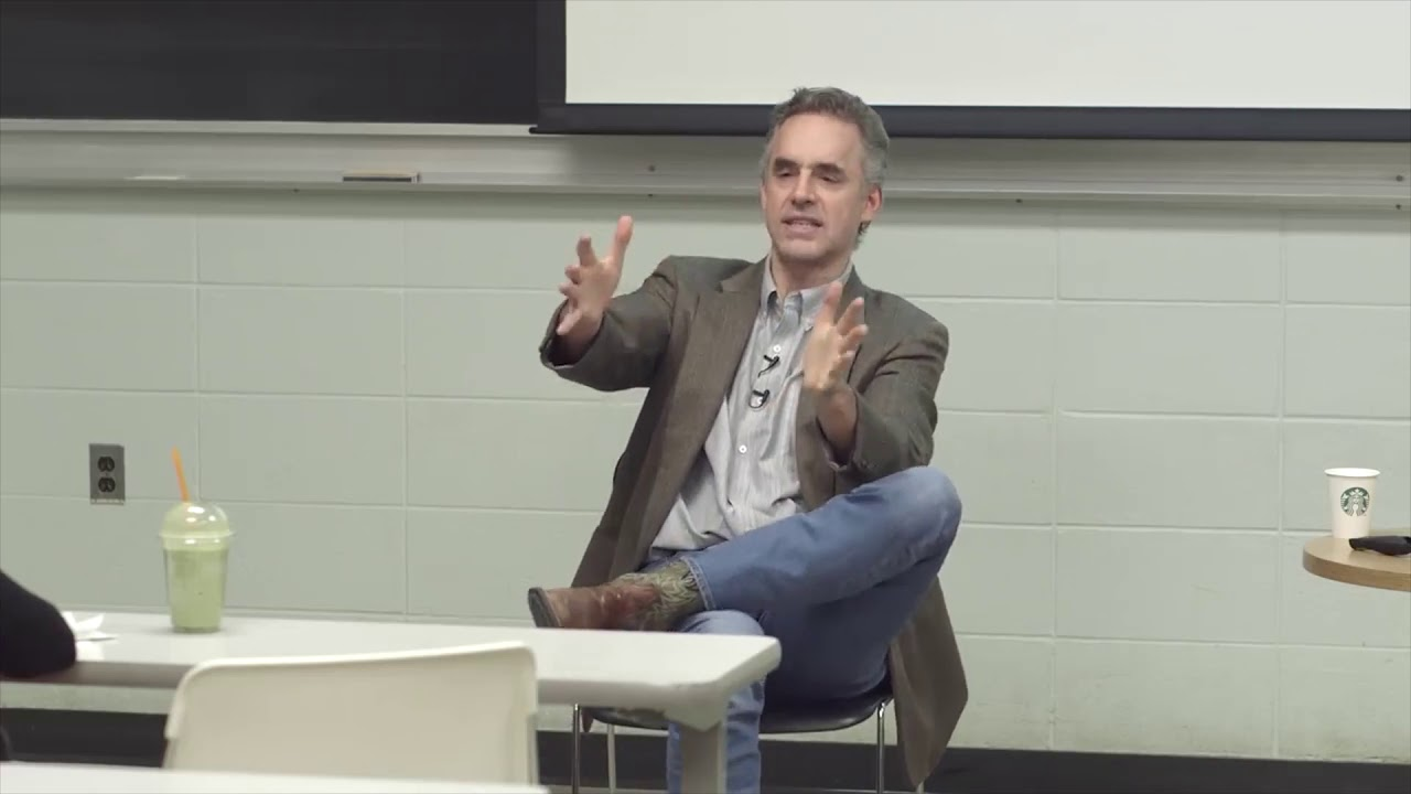 You can go to university to not be something | Jordan B Peterson