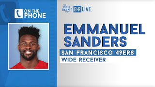 Emmanuel Sanders Talks Lamar Jackson, Joining 49ers & More w/Rich Eisen | Full Interview | 11/27/19