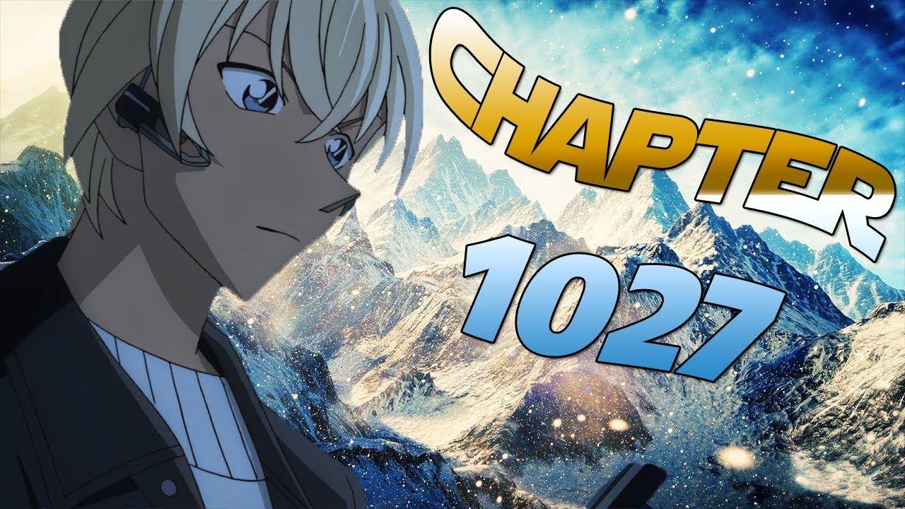 Ein langer Fall mit Conan und Amuro   Der Blizzard in Nagano   Detektiv  Conan SPOILER 1027 - YouTube