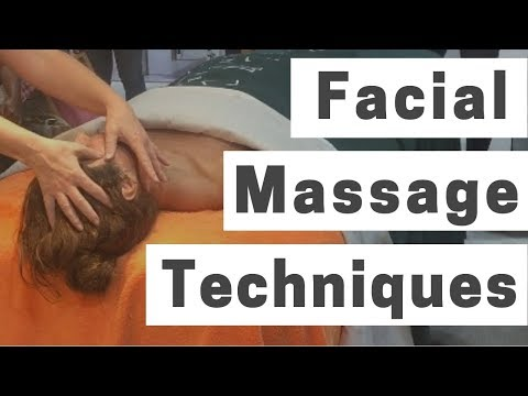 Facial Massage Techniques - Massage Monday #414 thumbnail