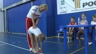 Кастинг детей в фигурном катание