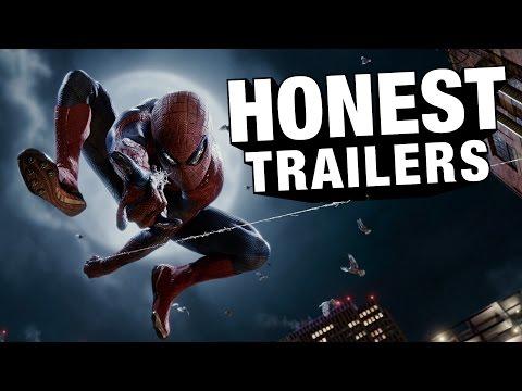 Honest Trailers - The Amazing Spider-Man