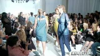 One Big Step at Fashion Week - New York Post