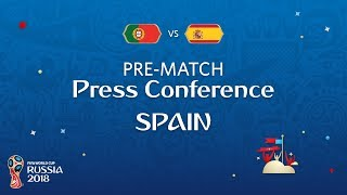 FIFA World Cup™ 2018: Portugal - Spain: Spain Pre-Match PC
