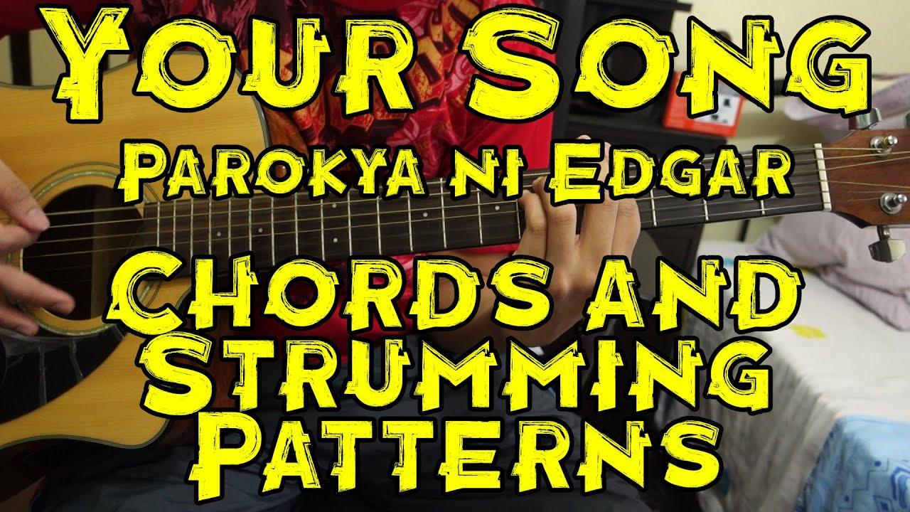 Your Song Parokya Ni Edgar Guitar Tutoriallesson Includes