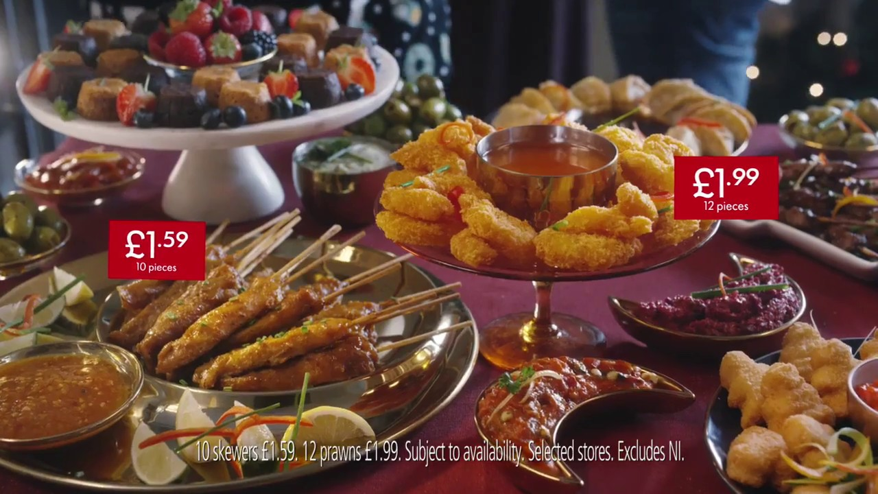 Lidl Party Food Christmas 2018