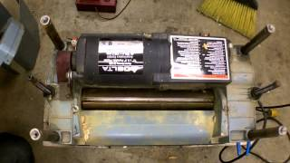 Part 1 Of 9- Delta 22-540 Planer Disassembly, Assembly And Adjustments