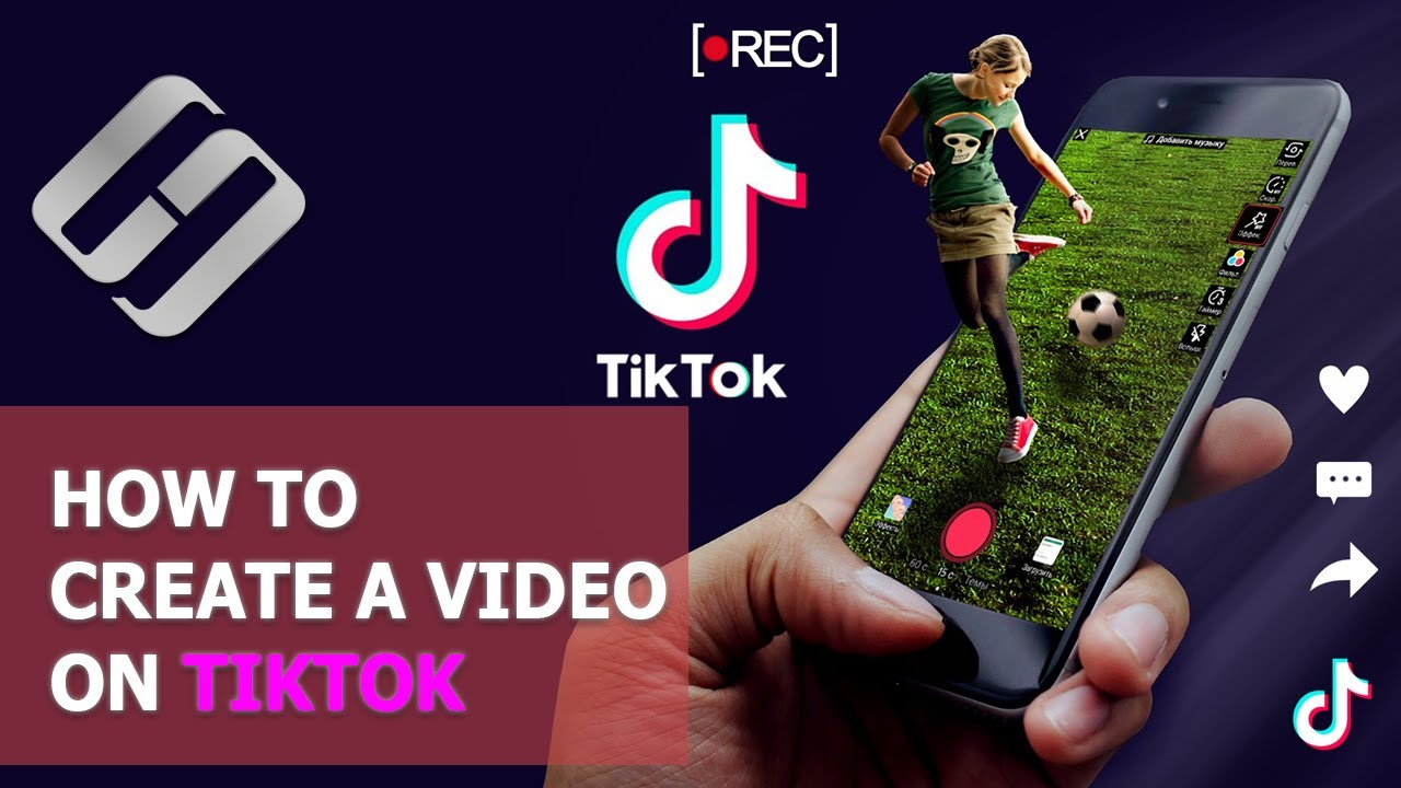 📲 How to Create and Publish a video on TikTok 🎞️