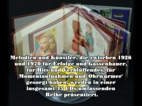 VERSCHIEDENE INTERPRETEN BCD 17187 AR Schlager im Spiegel der Zeit - 1957.mpg