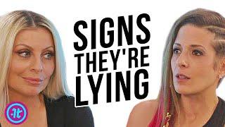 Short Clip on Lie Detection | Evy Poumpouras on Women of Impact