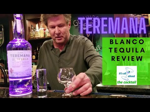 Teremana Blanco Tequila Review/It's all about the Cocktail/shelter at home with liquor