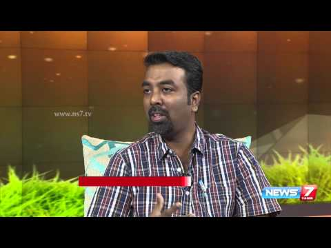 Pradeep John , KEA Weather blogger at Varaverpparai 1/2 | News7 Tamil