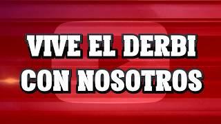VIVE el DERBI Atleti - Real Madrid este SÁBADO a las 16:00 en Youtube Chiringuito Inside