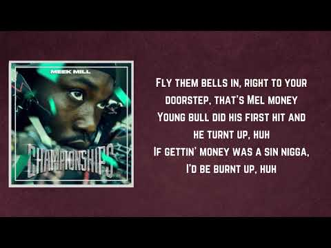 Pay You Back (Lyrics) feat. 21 Savage - Meek Mill