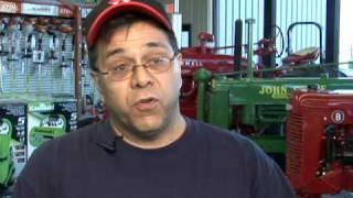 Going Green - Tractor City, Bonham, TX