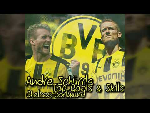 Andre Schürrle Top Goals and Skills Chelsea-Dortmund 16/17 Full HD