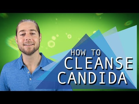 Cleanse & Restore Your Microbiome: Advanced Candida Cleansing Home Remedies