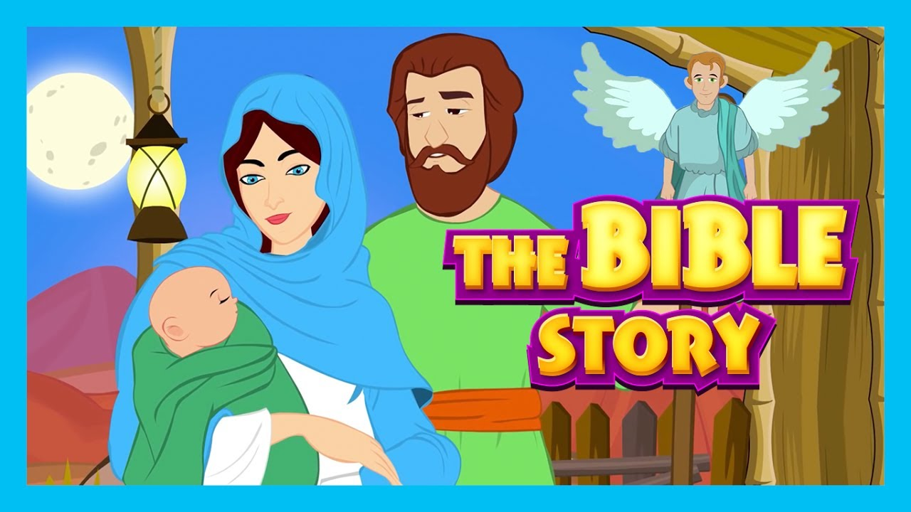The Bible Story - Stories of Jesus || Bible and Other ...