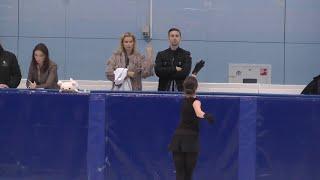 Alina Zagitova 18 09 08 Open Skating SP Phantom Opera