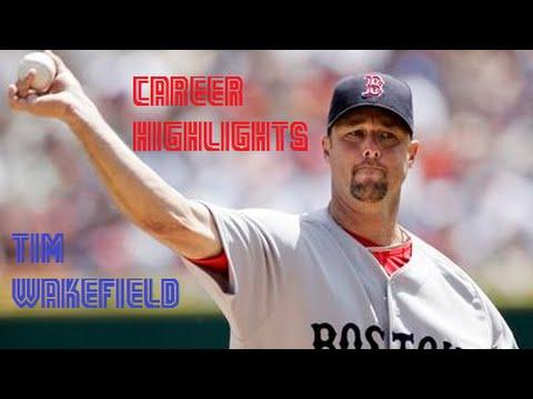 Career Highlights: Tim Wakefield