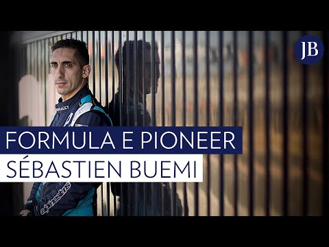 Sébastien Buemi: from gasoline to electricity