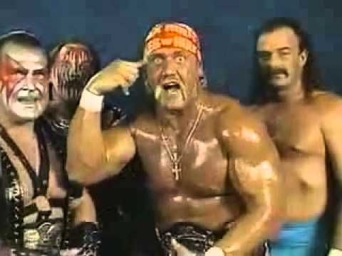 Demolition Ax Smash, Hulk Hogan Jake The Snake Roberts ...