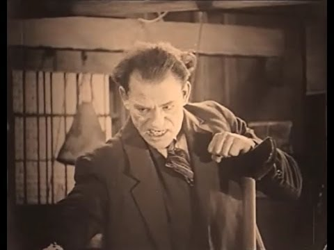 """""""The Penalty"""" (1920) starring Lon Chaney"""