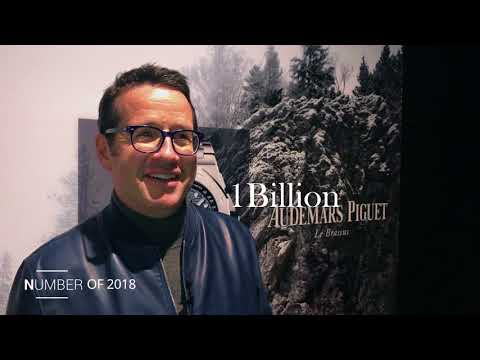 SIHH 2018 - DNA Interview with François-Henry Bennahmias, CEO at Audemars Piguet