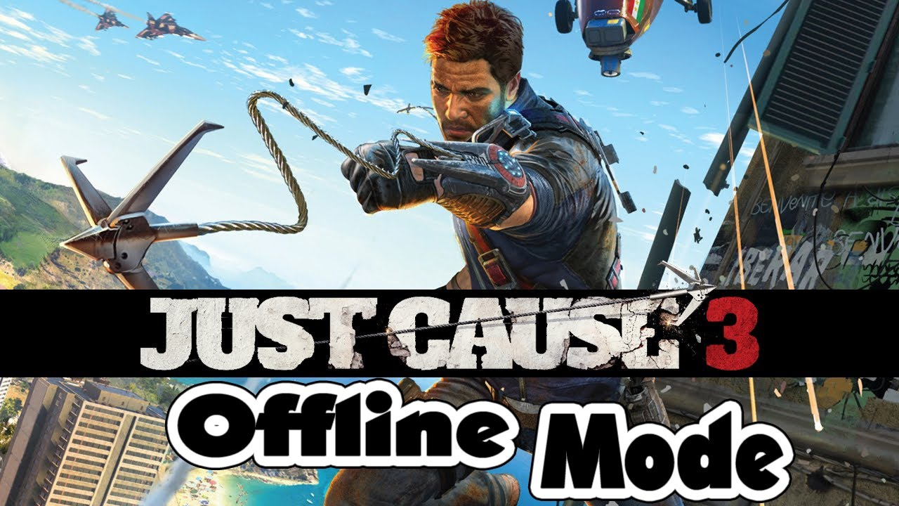 How to play Just Cause 2