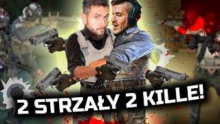 2 STRZAŁY 2 KILLE! [Izak & Rojo Wingman CS:GO]