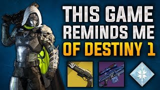 This Comp game reminds me of Destiny 1