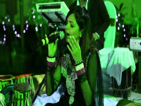 SUGANDHA MISHRA LIVE EXCLUSIVE PERFORMANCE ON 90TH BIRTHDAY OF BOLLYWOOD LEGEND