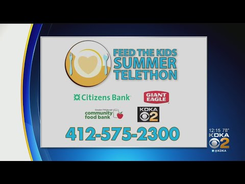 Phone Bank Taking Calls For Feed The Kids Telethon