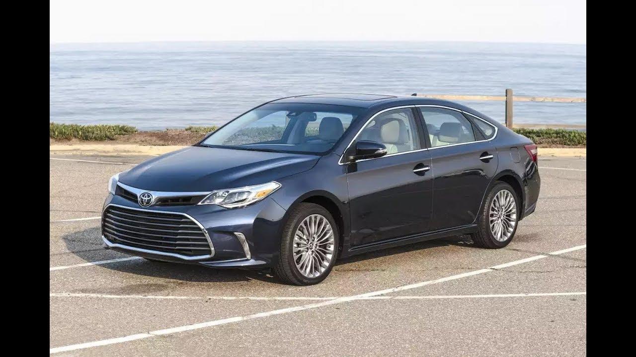 Toyota Avalon 2018 Car Review