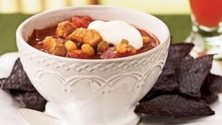 Pork and Hominy Chili Recipe