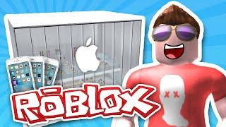 APPLE STORE TYCOON - iSENIACS FOR EVERYONE | ROBLOX