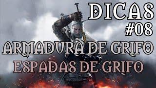 The Witcher 3: Wild Hunt - Armadura de Grifo/Espadas de Grifo! (Troféu) LOCALIZAÇÃO - Dicas #08