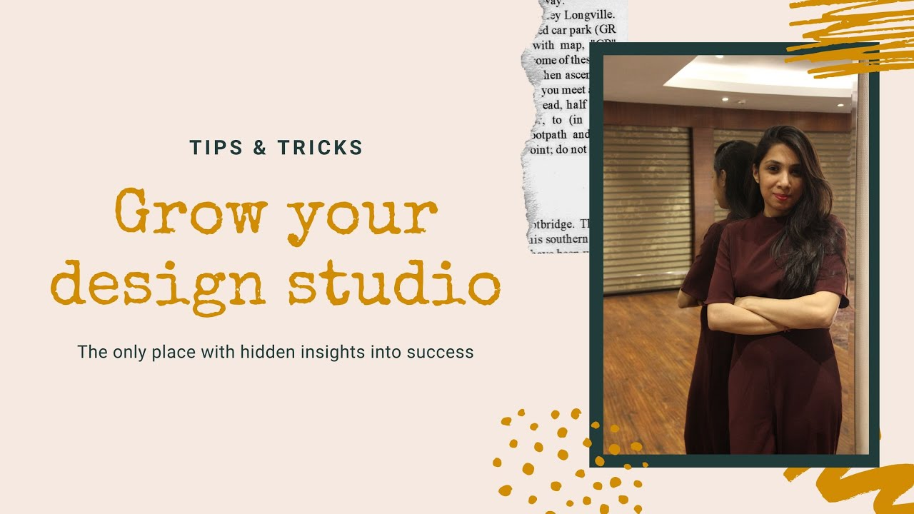Grow your design studio quickly