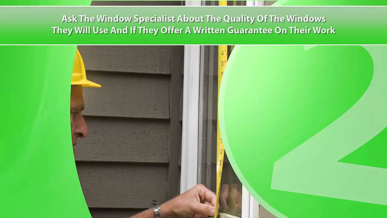 My Window Solutions WINDOW REPLACEMENT