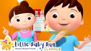 Naughty Song   Little Baby Bum   Cartoons and Kids Songs   Songs For Kids   Nursery Rhymes
