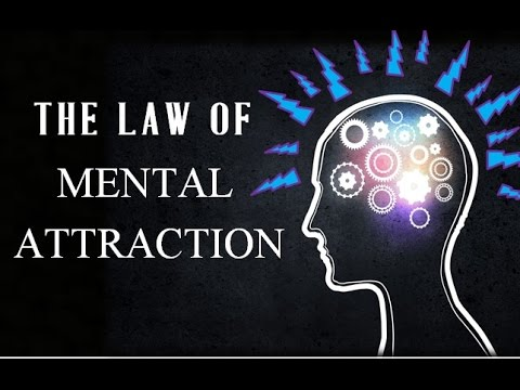 Establishing the Creative Consciousness - The Great Law of Mental Attraction
