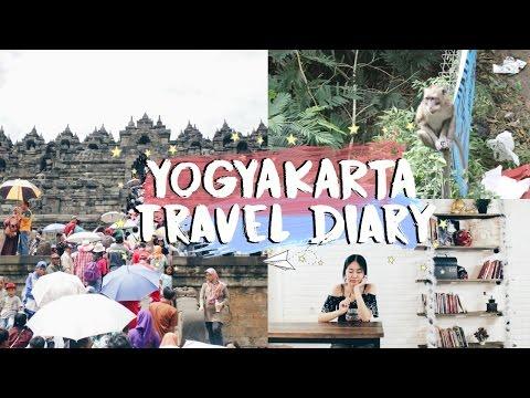 Yogyakarta, Indonesia Travel Diary 🇮🇩